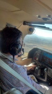 Piloto al mando!
